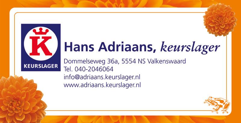 Adriaans