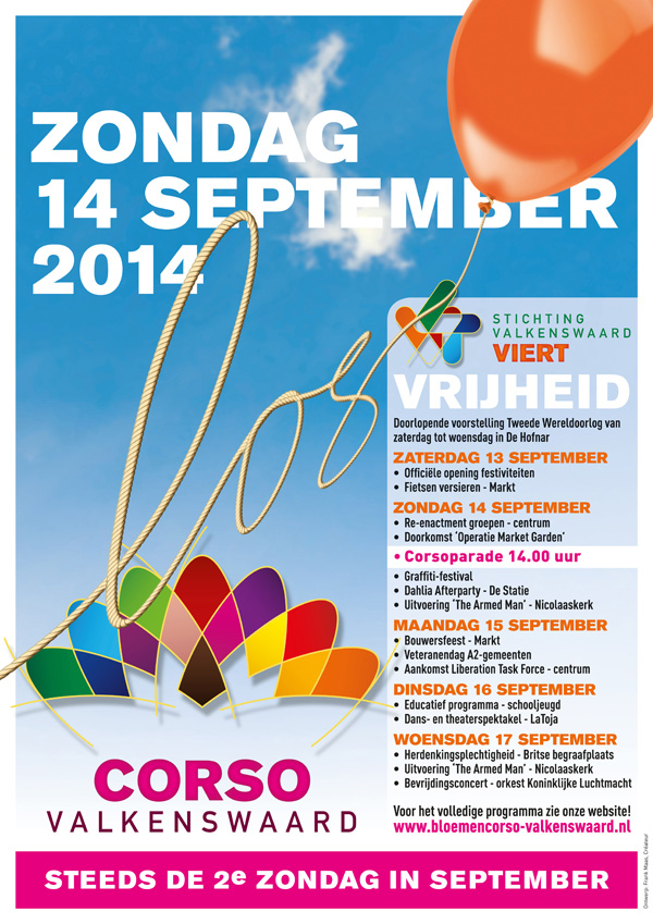 Corso Valkenswaard_A2-Themaposter 2014.indd